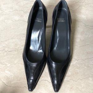 Stuart Weitzman Black Heels 8.5